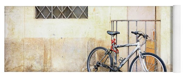 The Pale Bicycle Yoga Mat