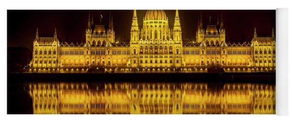 The Parliament House Yoga Mat