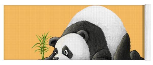The Patient Panda Yoga Mat
