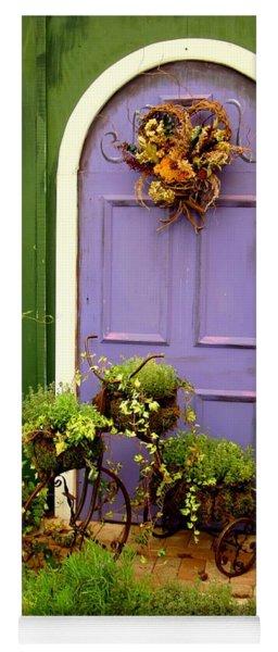 The Purple Door Yoga Mat