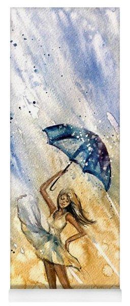 The Rain Yoga Mat