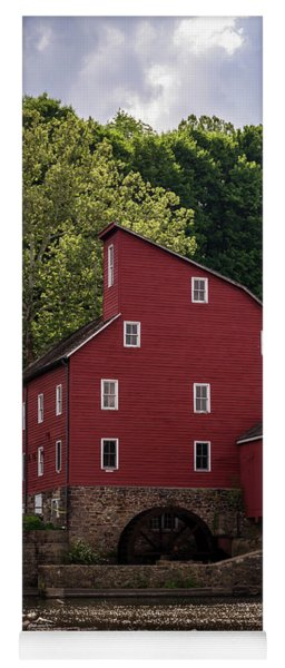 The Red Mill New Jersey Yoga Mat