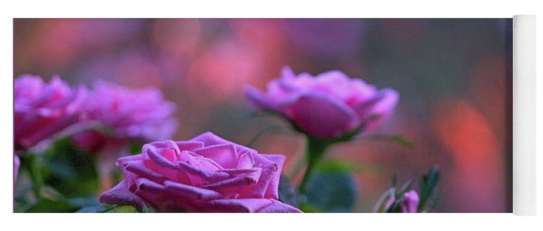 The Roses Yoga Mat