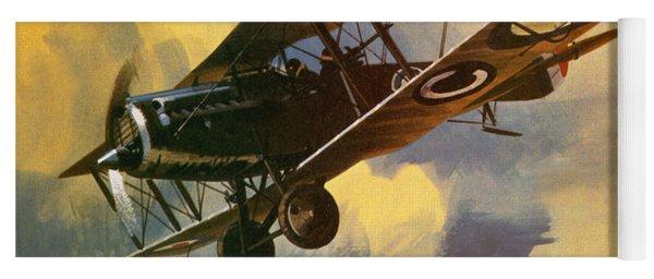The Royal Flying Corps Yoga Mat