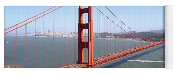 The San Francisco Golden Gate Bridge 7d14507 Yoga Mat