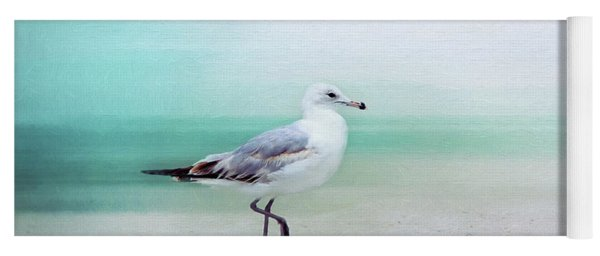 The Seagull Strut Yoga Mat