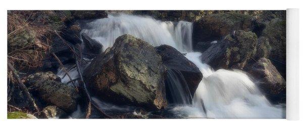 The Secret Waterfall 1 Yoga Mat