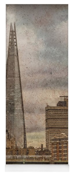 London, England - The Shard Yoga Mat