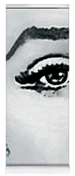 The Sorrow Of Marilyn  Yoga Mat