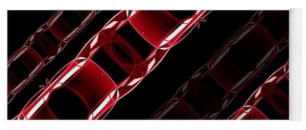 The Speed Of Traffic - Ferrari F40 Yoga Mat