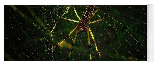 The Spider Yoga Mat