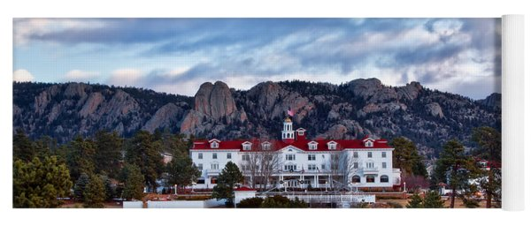 The Stanley Hotel Yoga Mat
