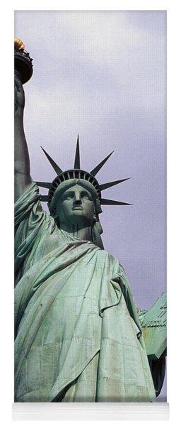 The Statue Of Liberty Yoga Mat
