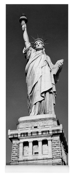 The Statue Of Liberty  Photo Yoga Mat