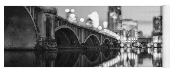 The Central Avenue Bridge Yoga Mat
