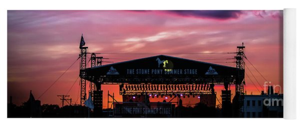 The Stone Pony Summer Stage Yoga Mat