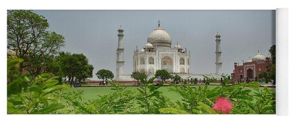 The Taj Mahal Yoga Mat