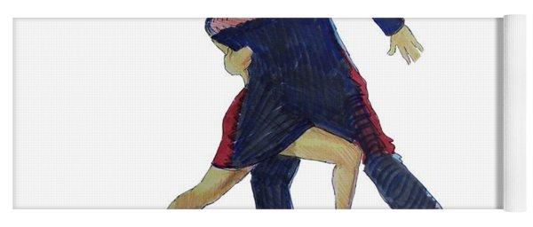The Tango Yoga Mat