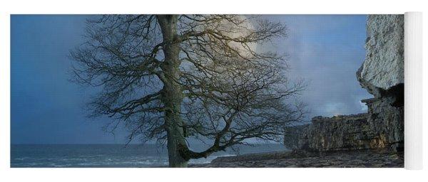 The Tree Of Inis Mor Yoga Mat