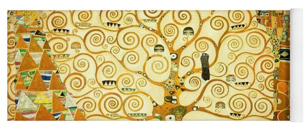 The Tree Of Life Yoga Mat