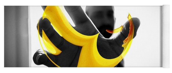 The Virtual Reality Banana Yoga Mat