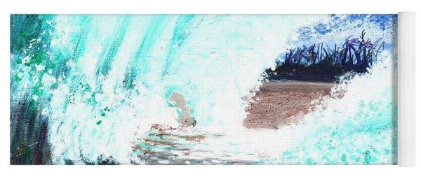 The Wave Yoga Mat