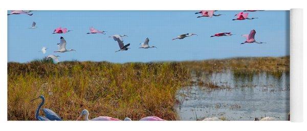 The Wetlands Yoga Mat