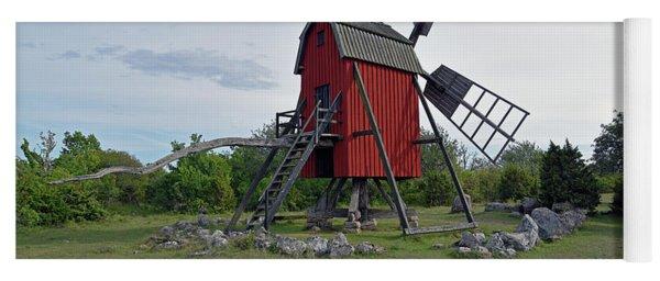 The Windmill Yoga Mat