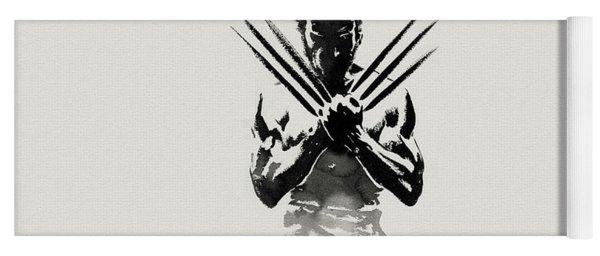 The Wolverine Yoga Mat