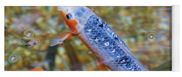 This Is Mine Fish Yoga Mat
