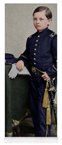 Thomas Tad Lincoln IIi Son Of President Abraham Lincoln 20170520 Long Version Yoga Mat