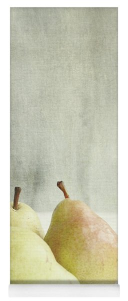 Three Pears Yoga Mat