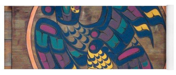Thunderbird Yoga Mat