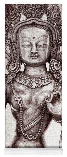 Tibetan Tara Yoga Mat