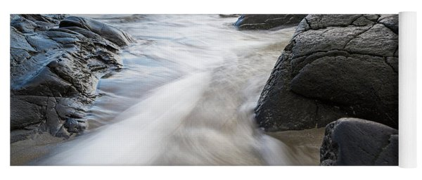 Tide Coming In Yoga Mat