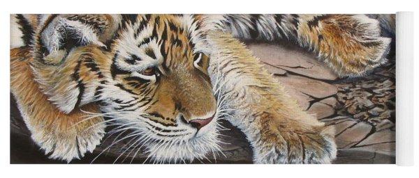 Tiger Cub Yoga Mat
