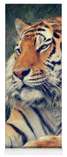 Tiger No 3 Yoga Mat