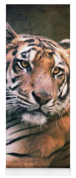 Tiger No 6 Yoga Mat
