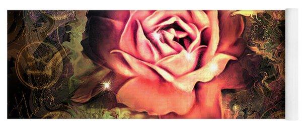 Timeless Rose Yoga Mat