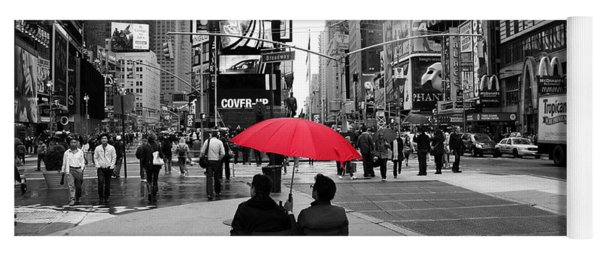 Times Square 5 Yoga Mat