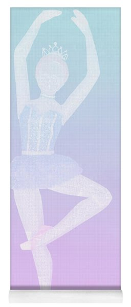 Tiny Dancer Ballerina Yoga Mat