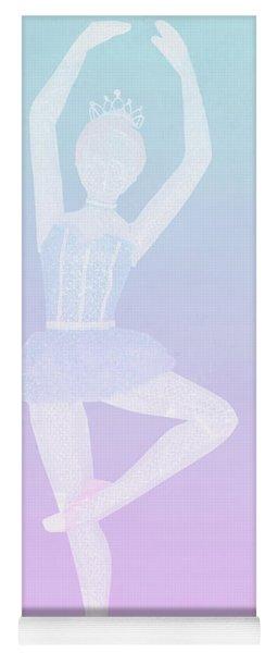 Tiny Dancer Ballerina Yoga Mat
