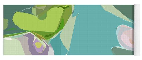 Tissue Paper Yoga Mat