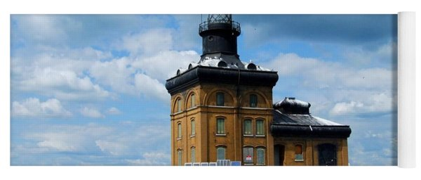 Toledo Harbor Lighthouse Yoga Mat