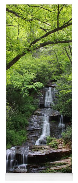 Tom Branch Falls - Gsmnp Yoga Mat