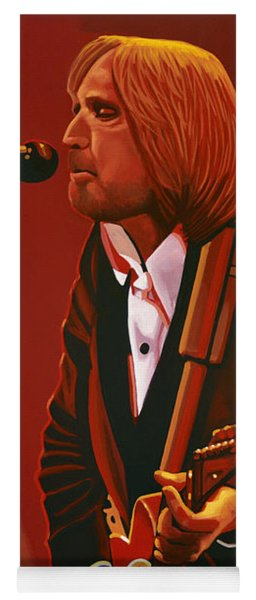 Tom Petty Yoga Mat