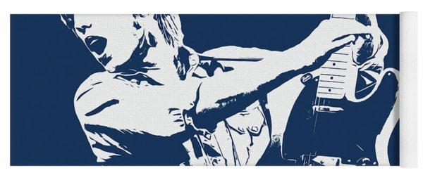 Tom Petty - Portrait 02 Yoga Mat