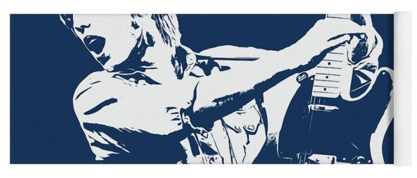 Tom Petty - Portrait 02 Yoga Mat