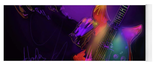 Tom Petty Tribute 1 Yoga Mat