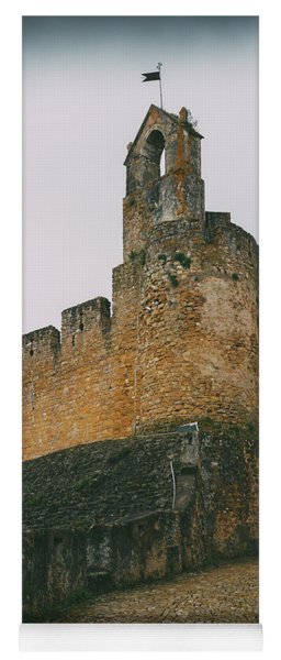 Tomar Castle, Portugal Yoga Mat